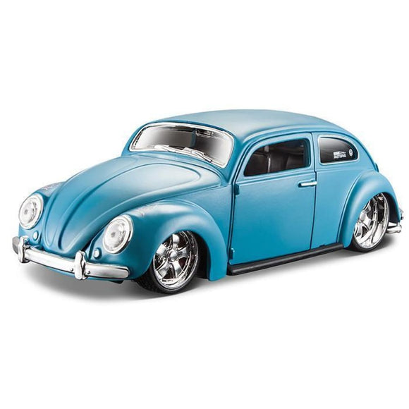 Maisto Design - 1:25 Volkswagen Beetle - Outlaws Edition Die Cast Cars