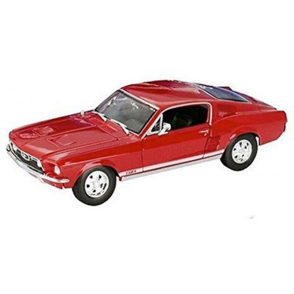 Maisto Special Edition - 1:18 1967 Ford Mustang Gta Fastback Die Cast Cars