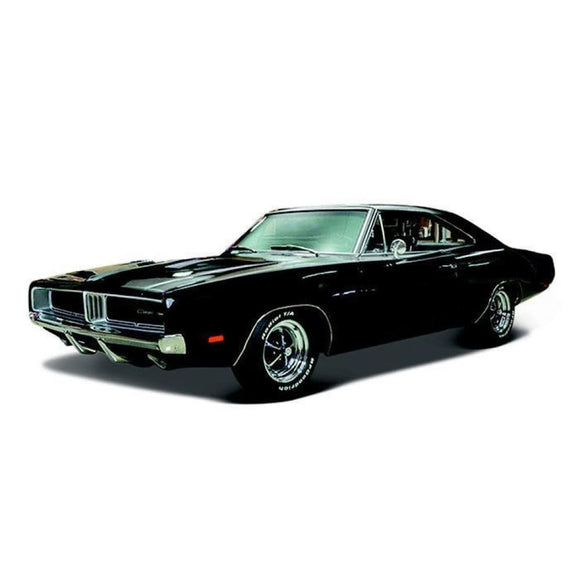 Maisto Special Edition - 1:18 1969 Dodge Charger R/t Die Cast Cars