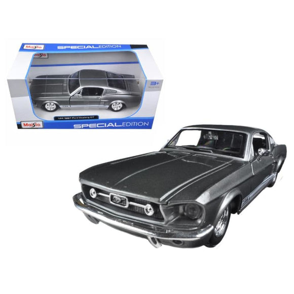 Maisto Special Edition 1967 Ford Mustang Gt Die Cast Cars