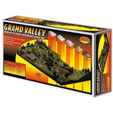 New Woodland Scenics Grand Valley Ho Scale Layout Kit St1483 Model Railway Accessories
