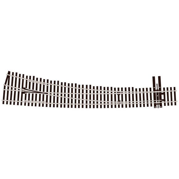 Peco Sl-8376 Code 83 Curved Turnout 7Th Radius Right Hand Model Railway Track