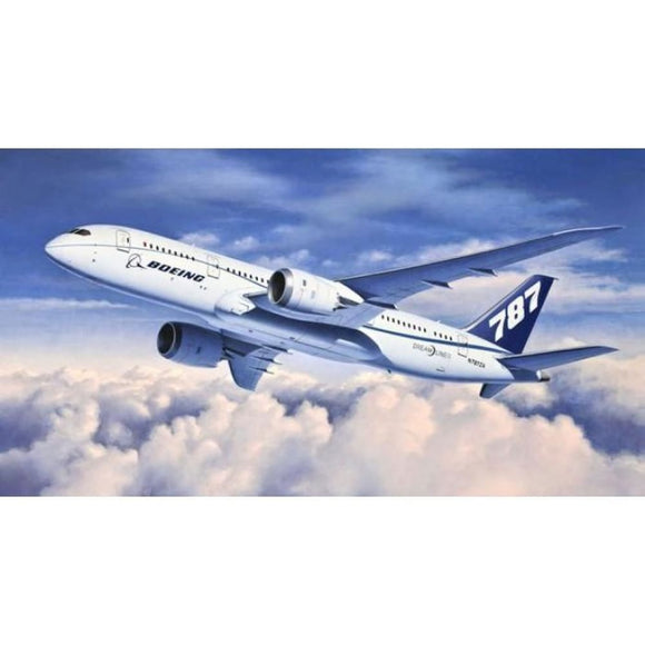 Revell Boeing 787-8 Dreamliner Model Kit Plastic Kits