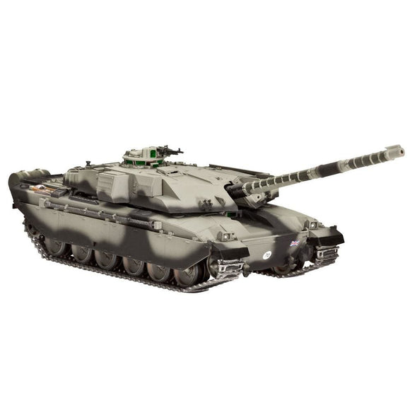 Revell Challenger 1 British Main Battle Tank 1:72 Plastic Kits
