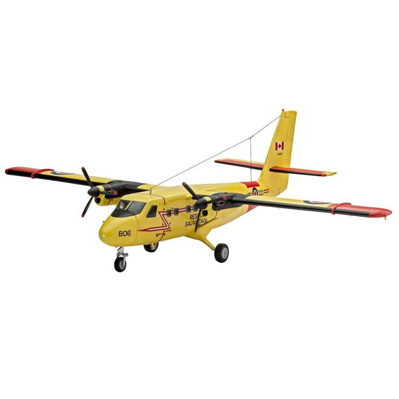 Revell Dhc-6 Twin Otter 1:72 Plastic Kits