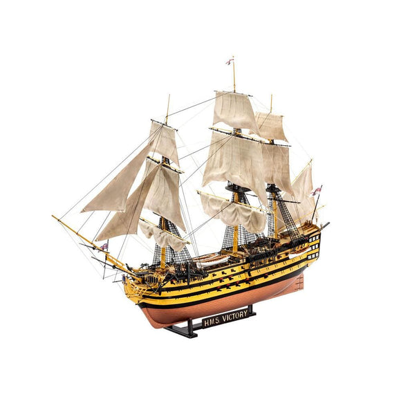 Revell H.m.s. Victory Model Ship 1:225 Plastic Kits