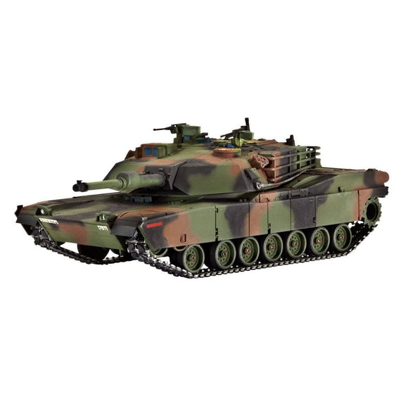 Revell M1 A1 (Heavy Armour) Abrams Plastic Kits