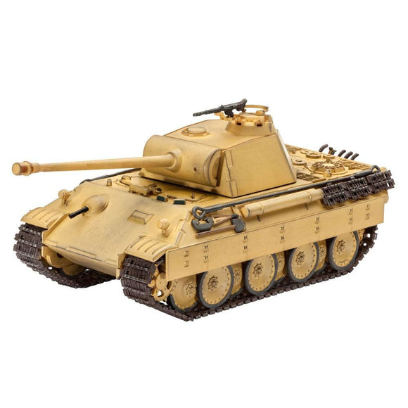 Revell Panzer V Panther Ausf D Plastic Kits