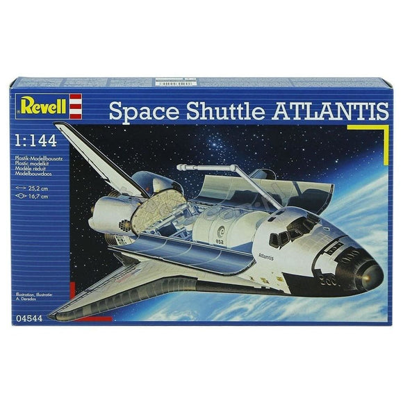 Revell Space Shuttle Atlantis 1:144 Plastic Model Kit 04544 Plastic Kits