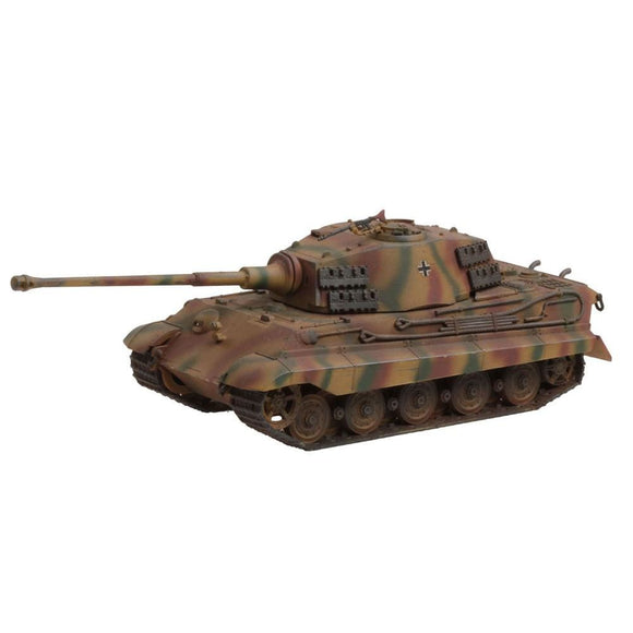 Revell Tiger Ii Ausf. B (Production Turret) 1:72 Plastic Kits