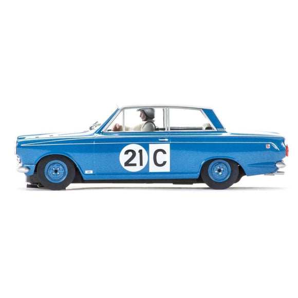 Scalextric Ford Cortina Gt 1964 Bathurst - Ian & Leo Geoghegan Slot Cars