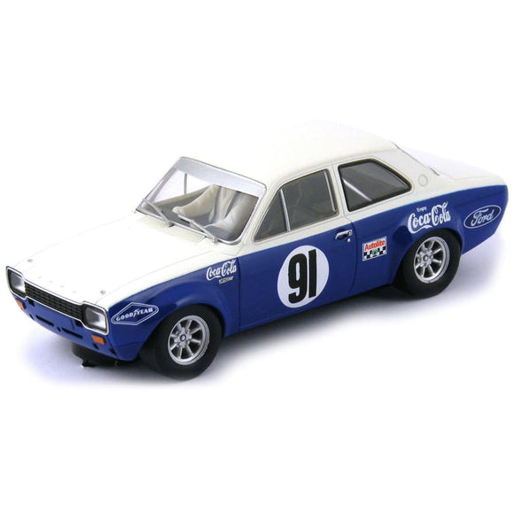 Scalextric Ford Escort Mk1 - Allan Moffat Slot Cars