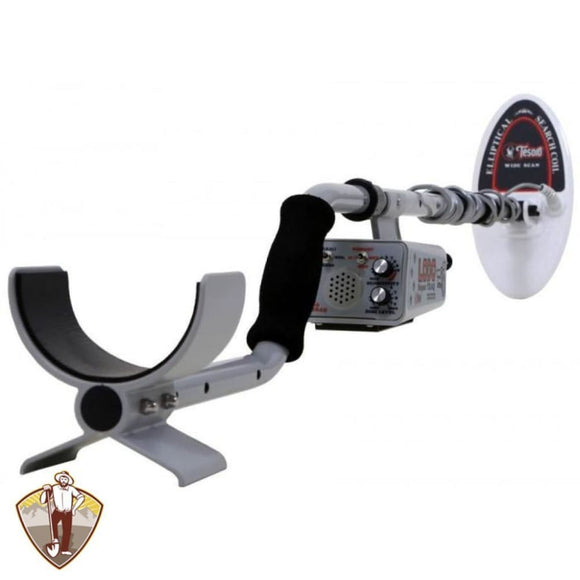Tesoro Lobo SuperTRAQ Metal Detector with 10 Elliptical Gold Search Coil Metal Detectors