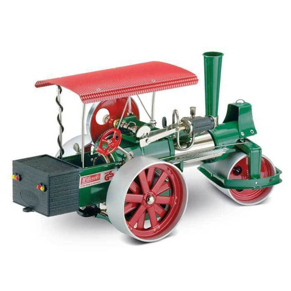 Wilesco D365 Steam Roller Steam Engines