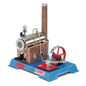 Wilesco D6 Steam Engine Engines