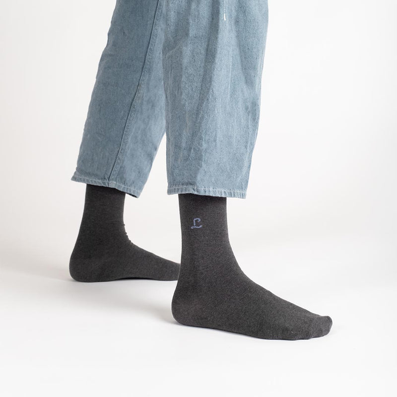 Recyclées ♻️ Gris Anthracite