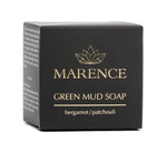 GREEN MUD SOAP - BERGAMOT/PATCHOULI, 135G
