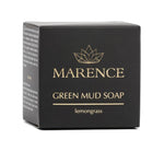 GREEN MUD SOAP - LEMONGRASS, 135G