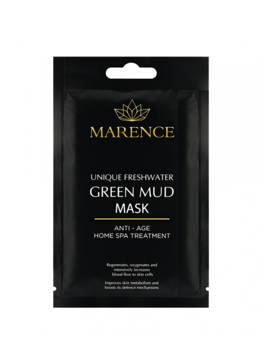 FRESHWATER GREEN MUD FACE MASK, 35G