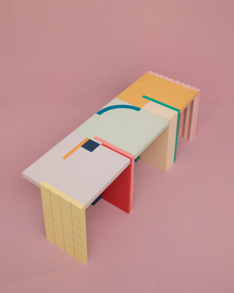 GRAPHIC table mint