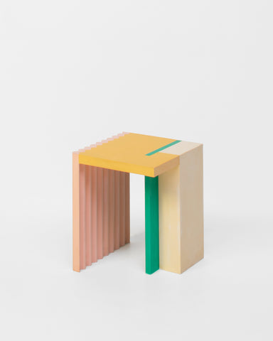 GRAPHIC table ocher