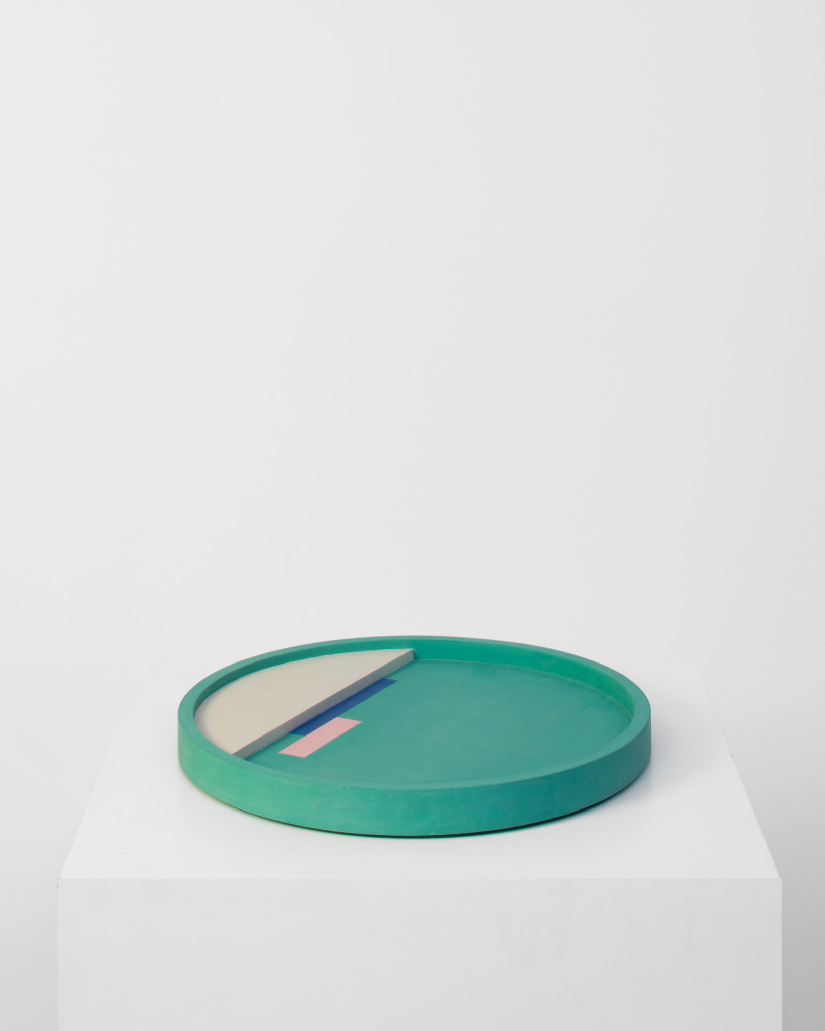 GRAPHIC tray Green