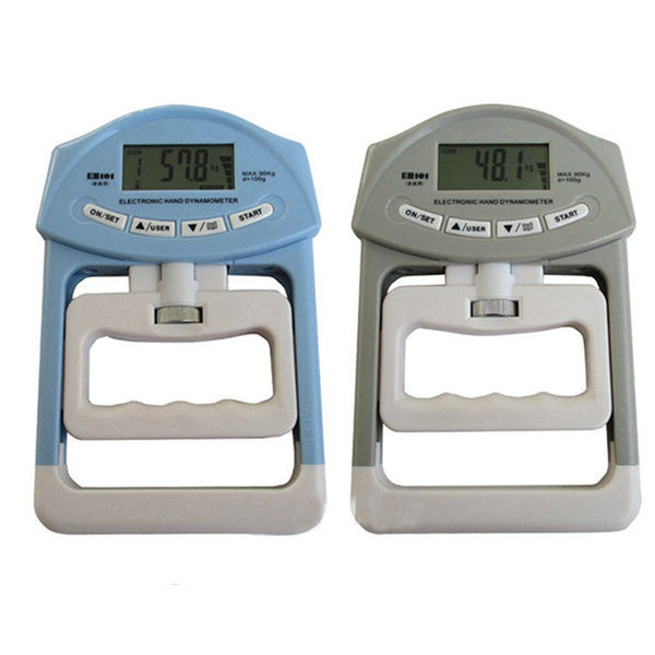 Power Hand Grip Tester with Digital LCD Display
