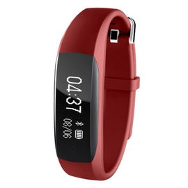 Bluetooth 4.2 Heart Rate Monitor Smart Wristband