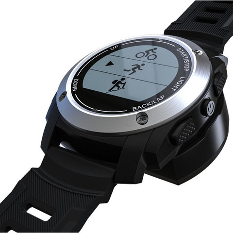 Real-time Heart Rate Tracker Smart Watch
