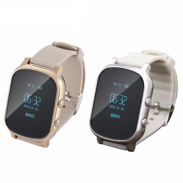 Portable Call Receiver Wrist Watch
