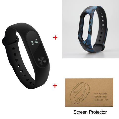 Touch Screen Heart Rate Tracker