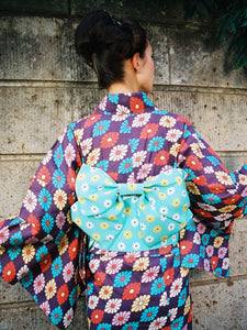 Yukata Set (Flower)