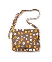 Flower Print Shoulder Bag