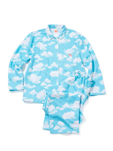 Pajama Set SKY Open Neck