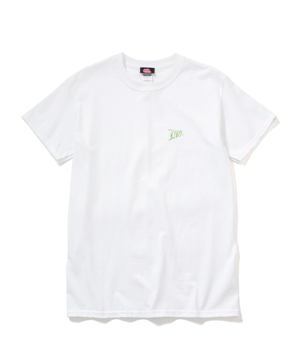 Embroidery S/S T-shirt (White)