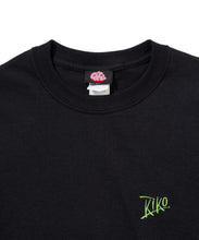 Embroidery S/S T-shirt (Black)