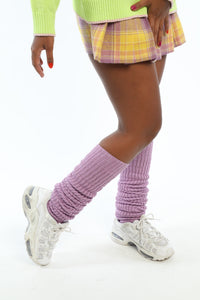 [OK × OC × SWEDISH STOCKINGS] LOOSE SOX (LILAC)