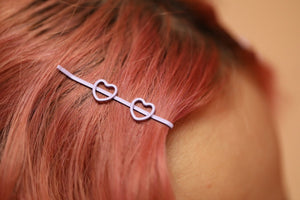 Idol Hairpin Purple