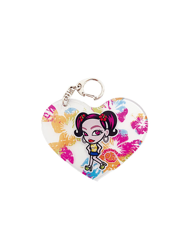 [OK×ESPERANZA] Heart key Chain