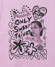 Only Sweet Things S/S T-shirt (Pink)