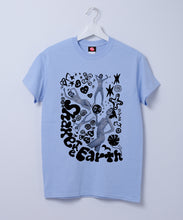 Shake The Earth S/S T-shirt (Blue)