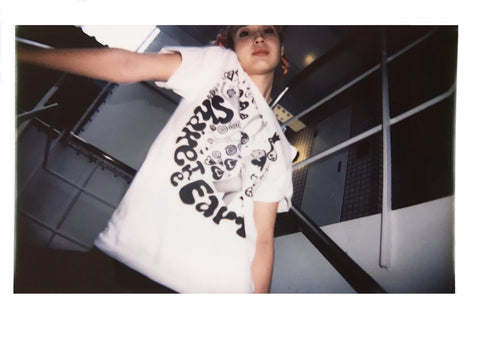 Shake The Earth S/S T-shirt (White)