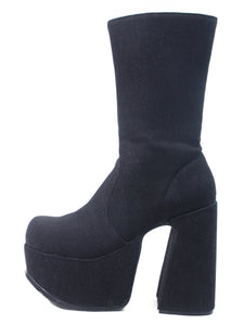 [OK×ESPERANZA] [LIMITED EDITION] GAL Boots (Black)