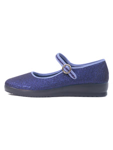 [OK×ESPERANZA] Kung Fu Shoes (Blue)