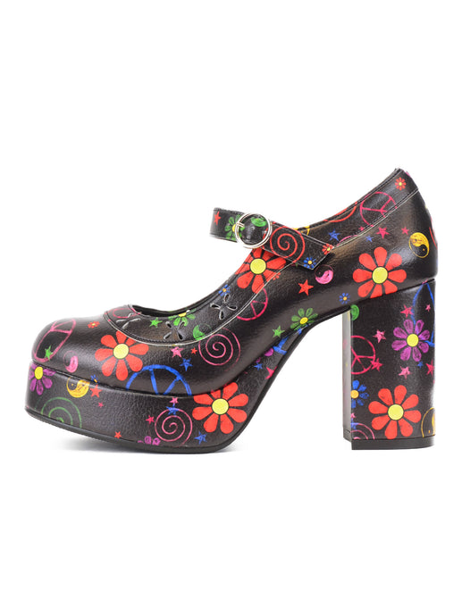 [OK×ESPERANZA] Flower Fantasy Pumps (Ying Yang DREAMS)