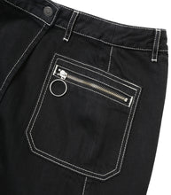 Micro Mini culotte SK (black one wash)