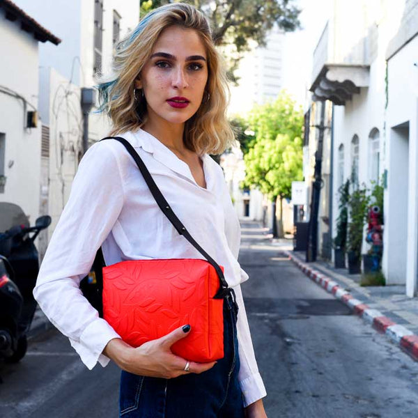 Red Crossbody bag