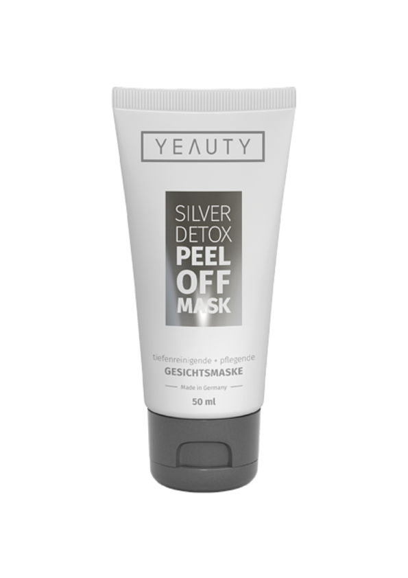 YEAUTY Silver Detox Peel Off Mask