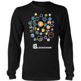 bitcoin shirt, crypto shirt, bitcoin shirts, blockchain shirt, crypto apparel