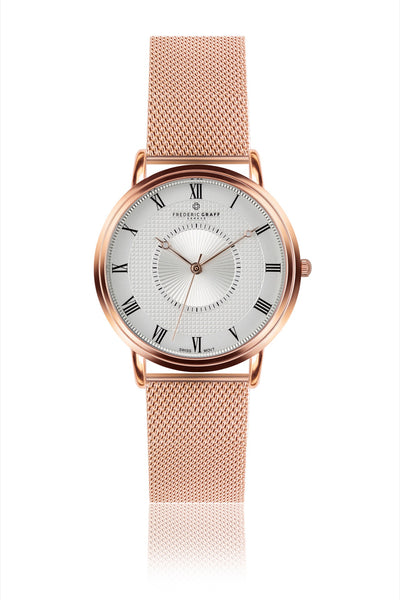 Rose Grand Combin Rose gold  Mesh